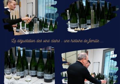 Les vins clairs de la récolte 2019 sont prometteurs