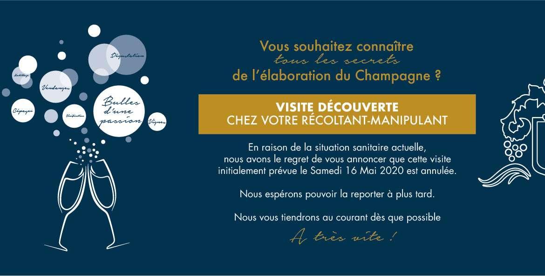 Visite découverte le 16 mai 2020